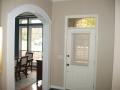 Entry door 11879 Red Oak Dr