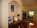 Living Room Entry 2 11879 Red Oak Dr