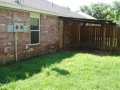 5523 Roxanne Pl back door 2